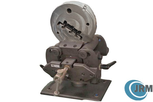 Aluminium extrusion die correction station for polishing correction and repairing table