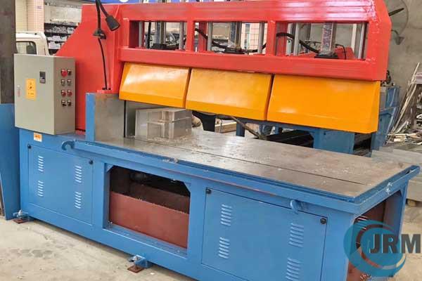 Aluminum slab sawing machine Thick aluminium plate cutting machine