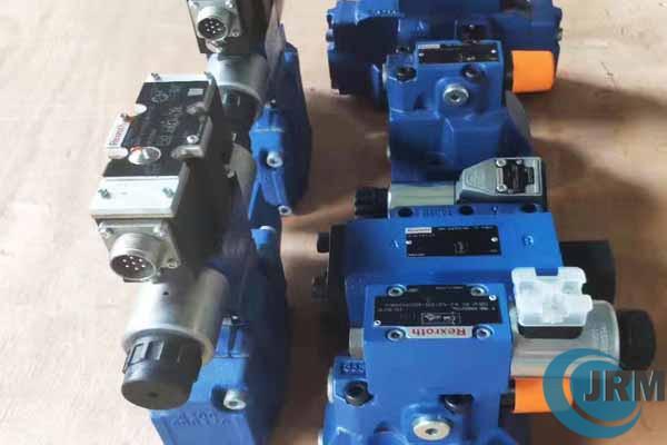 Rexroth Pumps for Aluminium Extrusion Press
