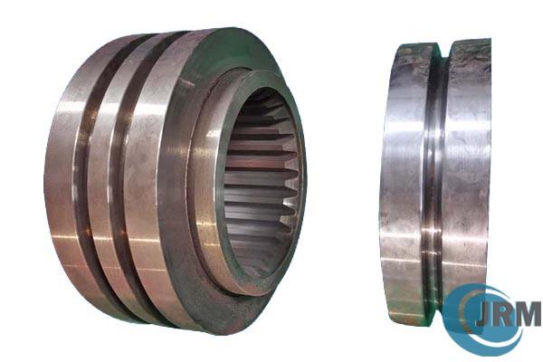 Conform extrusion wheel continuous machine extrusion wheel