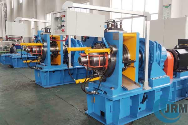 Aluminium Tube Continuous Extrusion Machine